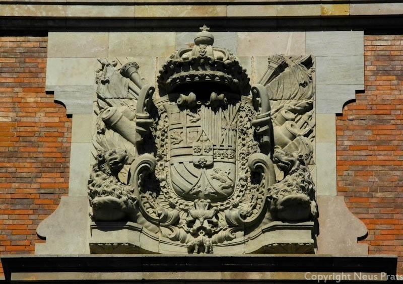 Escudo de Armas de Felipe V