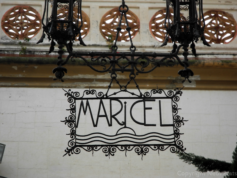 Palau Maricel de Terra.