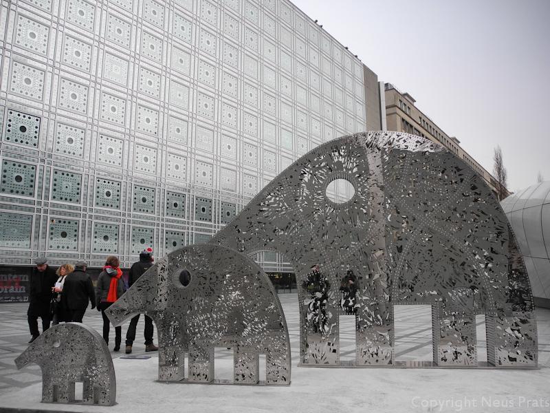 Institut du Monde Árabe.