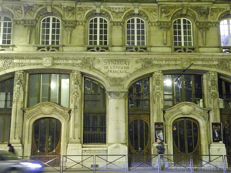 12, Rue du Renard.