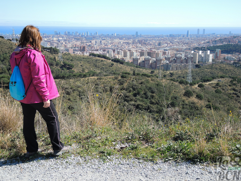 Increíbles vistas a la ciudad.