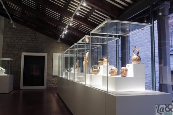 Un viatge pel Museu de les Cultures del Món.